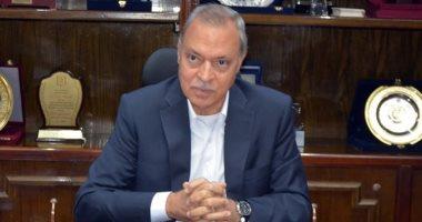 حملة مكبرة لرفع الإشغالات بمدينة شبين القناطر