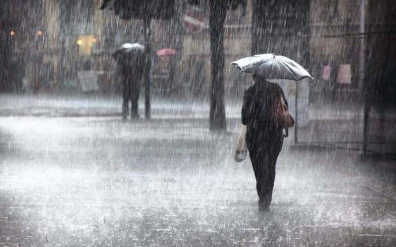 سوء الأحوال الجوية وسقوط أمطار في بعض المحافظات