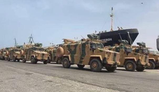 الجيش الليبي يعلن مقتل 20 الجماعات المسلحة في اشتباكات جنوب طرابلس