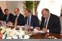 رد قوي من سامح شكري على وزير الدفاع التركي بشأن الحدود المصرية الليبية