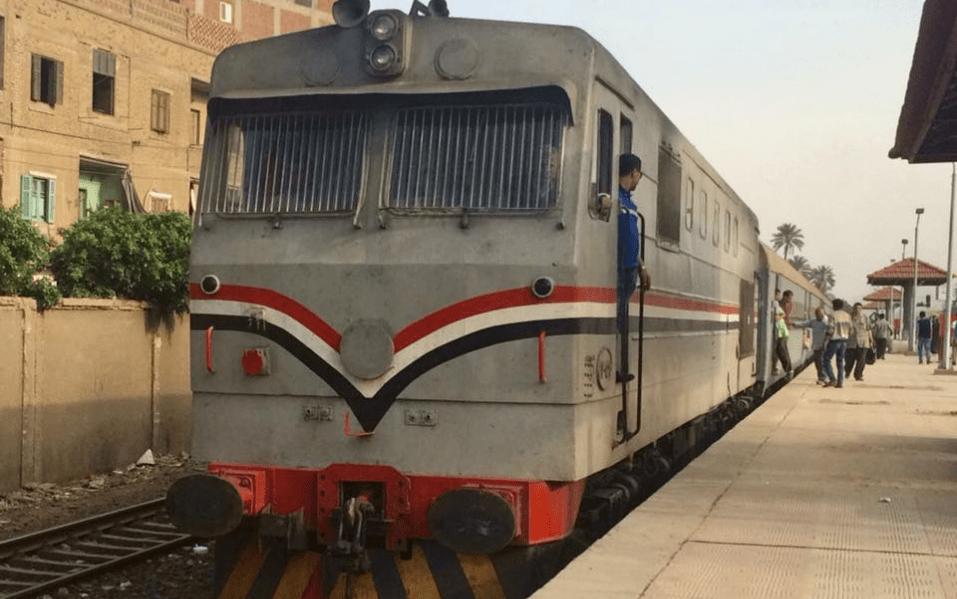 السكة الحديد تعلن التهدئات والتأخيرات المتوقعة بقطارات اليوم