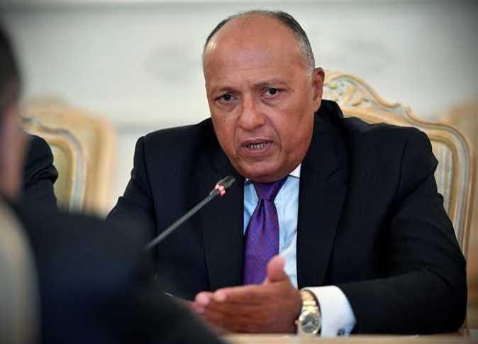 وزير الخارجيه : هكذا ستتصرف مصر حال فشل مجلس الامن ايقاف اثيوبيا