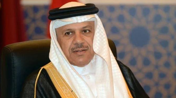 عبد اللطيف الزياني وزيرًا للخارجية في البحرين