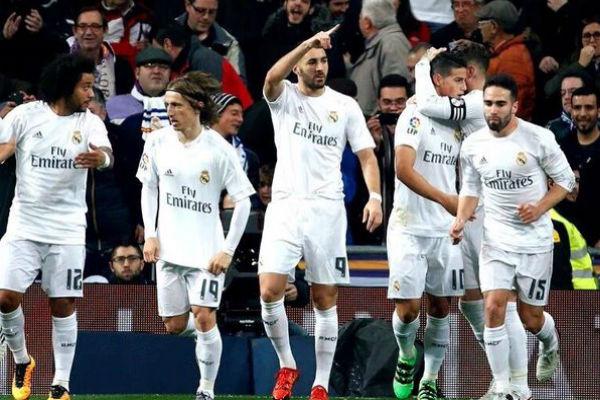 ريال مدريد يبحث عن الانفراد بصدارة الليجا مؤقتا ضد إشبيلية