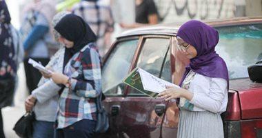 317445 طالبا وطالبة يؤدون امتحان الشهادة الإعدادية بالقاهرة والجيزة