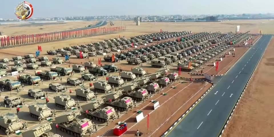 15 معلومة عن قاعدة برانيس العسكرية الجديدة..تعرف عليها