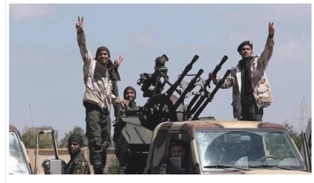 أول رد رسمى من الجيش الوطني الليبي على قرار البرلمان التركي