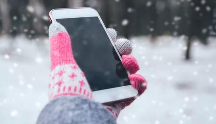 أعطال الهواتف في فصل الشتاء.. كيف تحمي هاتفك من برودة الجو