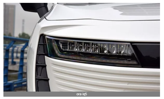 الصين تطرح سيارة شبيهة بـ تسلا الأمريكية في مصر.. والسعر مفاجأة (صور)