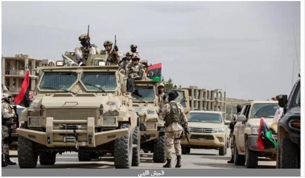 المنظمة الليبية: لا حل سياسيا في ليبيا إلا بعد الانتهاء من الحسم العسكري