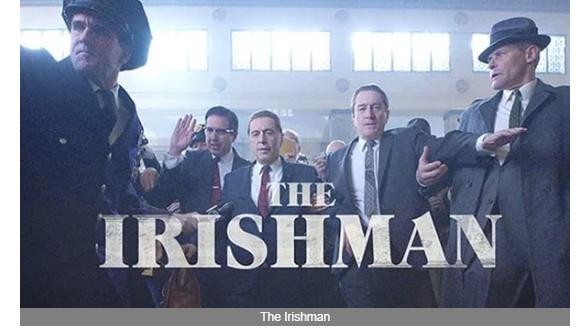 The Irish man ينافس بـ نجمين على جائزة أفضل ممثل دور ثان بالأوسكار