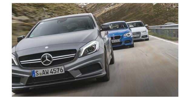مرسيدس تتربع على عرش مبيعات السيارات الفاخرة 2019 عالميًا