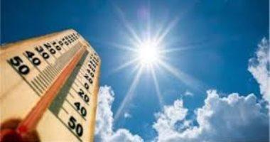 الأرصاد: غدا ارتفاع حاد بدرجات الحرارة 6 درجات والعظمى بالقاهرة 35 درجة
