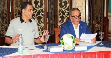 اتحاد الكرة يرفض محاولات عودة جمال الغندور لرئاسة لجنة الحكام