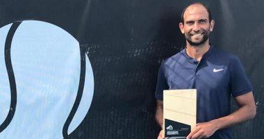 محمد صفوت بطل التنس: تأجيل الأولمبياد يمنح الجميع فرصة متساوية للاستعداد
