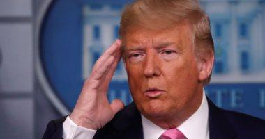 ترامب: أعداد الإصابات بكورونا فى الصين تبدو