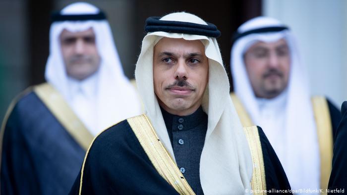 وزير الخارجية السعودي: المملكة لم تنسحب من صفقة