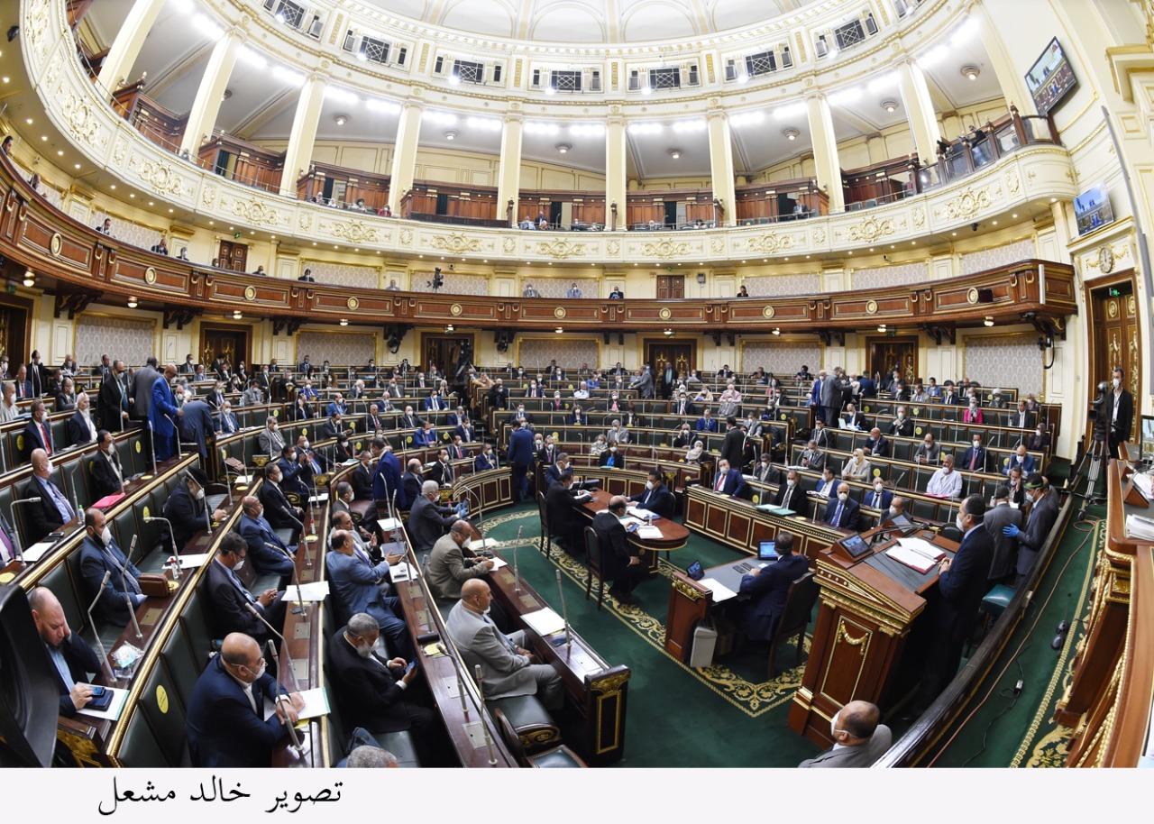 مجلس النواب يوافق على 9 قوانين جملة واحدة نداءا بالإسم