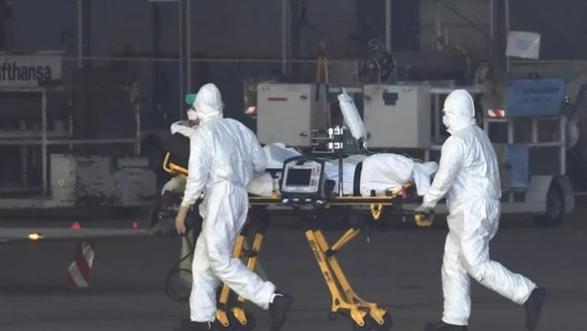 بريطانيا تسجل 563 حالة وفاة جديدة بـ فيروس كورونا