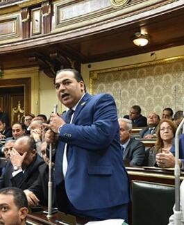 سامر التلاوي : الدولة منحازة للفقراء والمهمشين ودعم العمالة غير المنتظمة خطوة غير مسبوقة