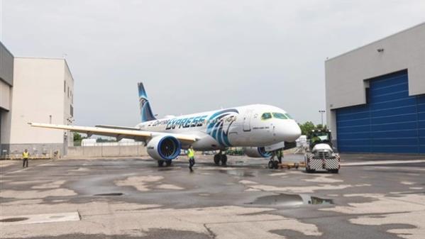 طائرة مصرية تتوجه إلى واشنطن لعودة العالقين بسبب كورونا