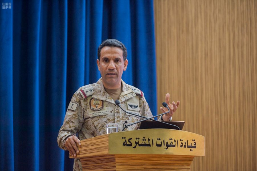 مليشيا الحوثي الإرهابية تطلق عدداً من الطائرات بدون طيار (مفخخة) باتجاه المدنيين بالسعودية