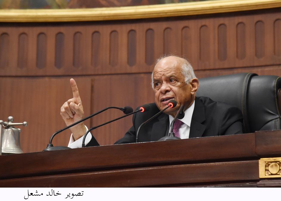 رئيس البرلمان : قانون الطواري اعطي الدولة استخدام وادارة المستشفيات الخاصه حال المبالغه في الاسعار