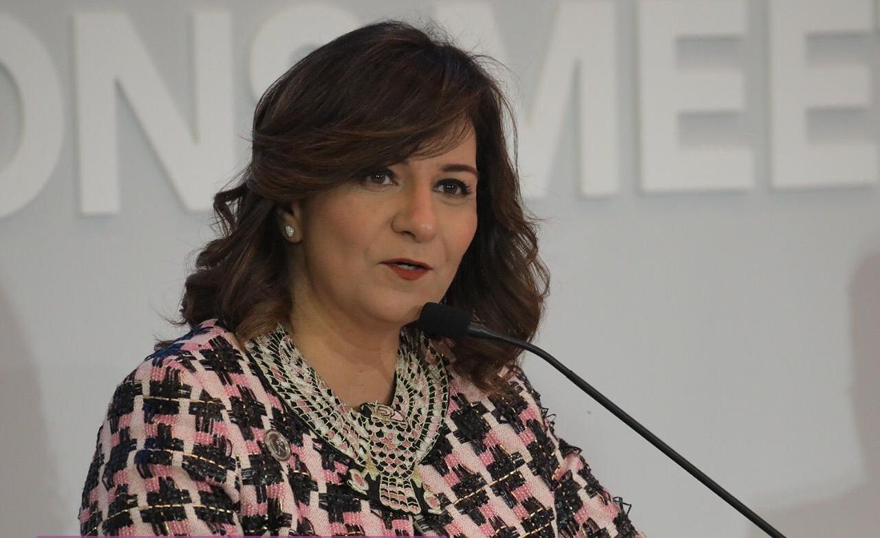 وزيرة الهجرة تشكر مؤسسات مصر الدينية لعمهم لحق مصر في مياه النيل