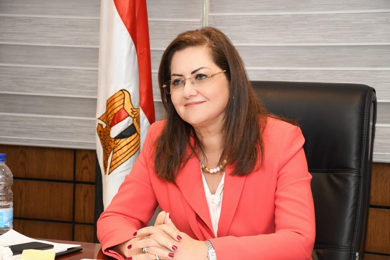 وزيرة التخطيط: الدولة تعمل على وضع خطة استثمارية للقطاعات الواعدة