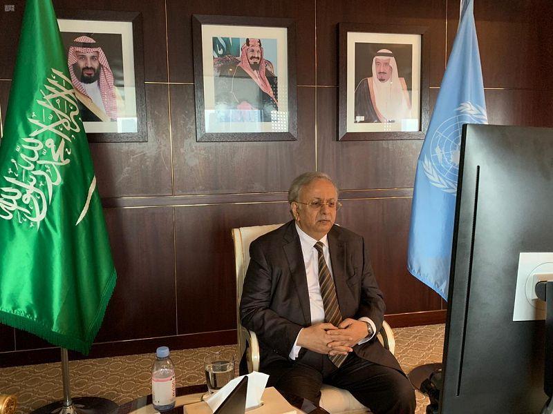 سفير السعودية بالامم المتحده : المملكه ستتصدى لأي هجوم وستدافع عن سيادتها وعن حدودها وجنودها ومواطنيها
