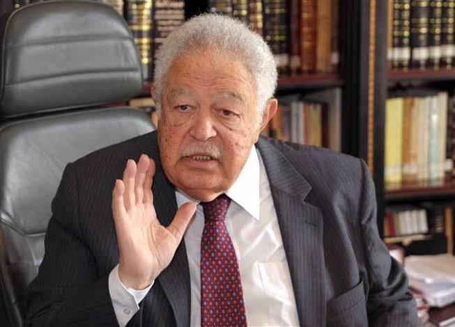 رجائى عطية يخاطب الحكومه ومجلس النواب لإلغاء شرط الاكاديميه للحصول علي عضويه المحامين