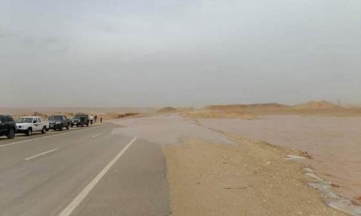 المرور: غلق 6 طرق رئيسية بسبب السيول