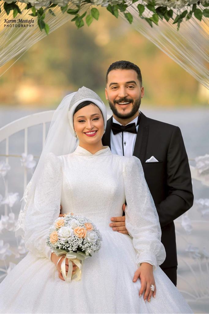 زفاف جميلة الجميلات