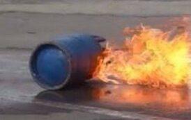 تسريب في إسطوانة بوتاجاز يتسب في حريق بمنزل في قنا